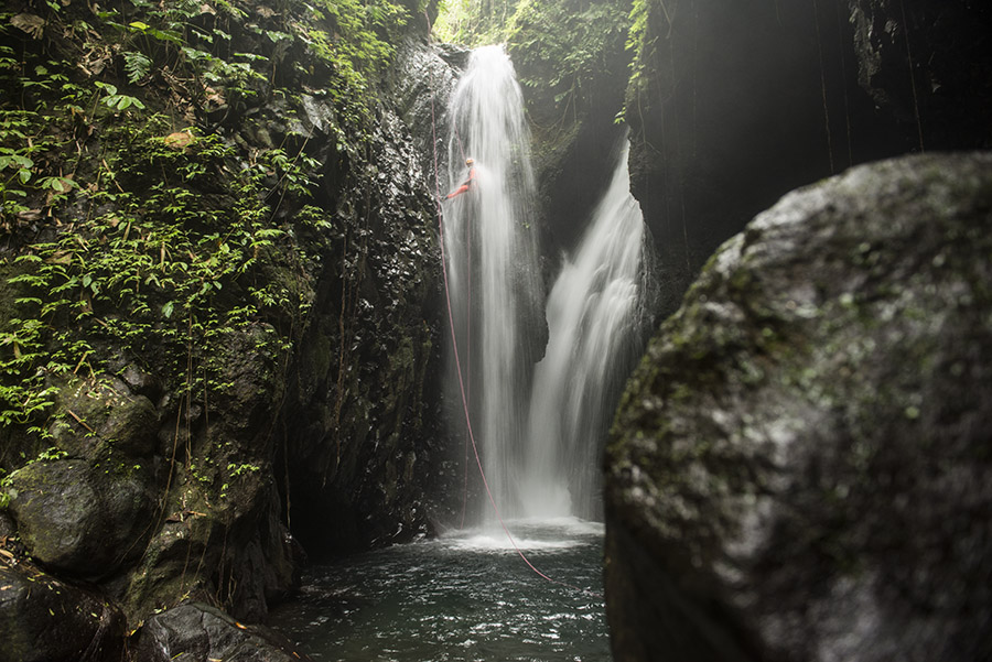 Campuhan Gitgit bali waterfalls